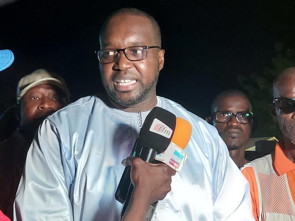 LOCALES À DIOURBEL / Le DG du CROUS reçoit la bénédiction des populations de Keur Cheikh et maintient sa candidature pour les joutes à venir