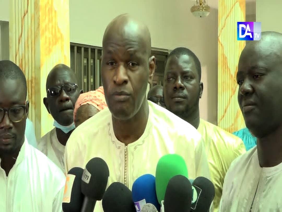 TOUBA / Thierno Lô a entretenu le Khalife sur la recrudescence des violences politiques au Sénégal.