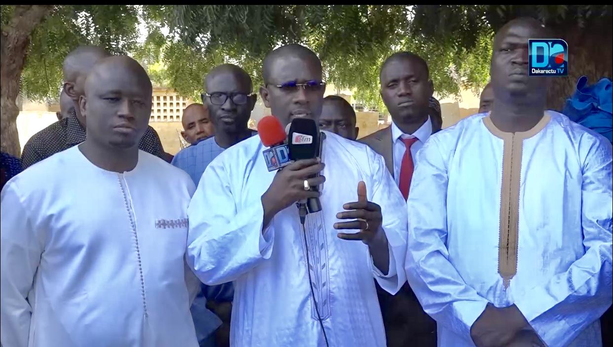 En tournée dans la commune de Diarrère : Moïse Sarr au chevet des populations