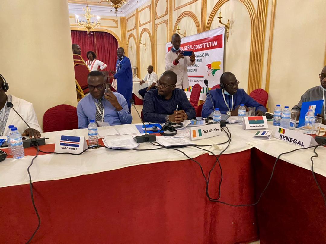 Confédération des organisations patronales de l'industrie touristique de l'espace CEDEAO (Copitour) : Racine Sy élu Président