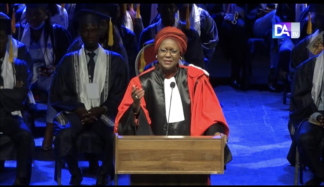 Pr Amsatou Sow Sidibé sur les sanctions à l'Ucad : « J'ai senti que ce sont les parents qui étaient sanctionnés »