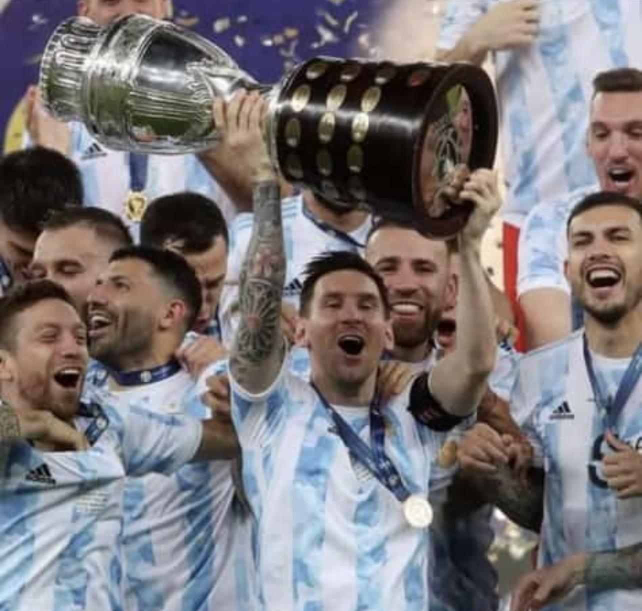 FINALE COPA AMERICA : Messi discret, mais Messi enfin titré ! (Argentine 1-0 Brésil)