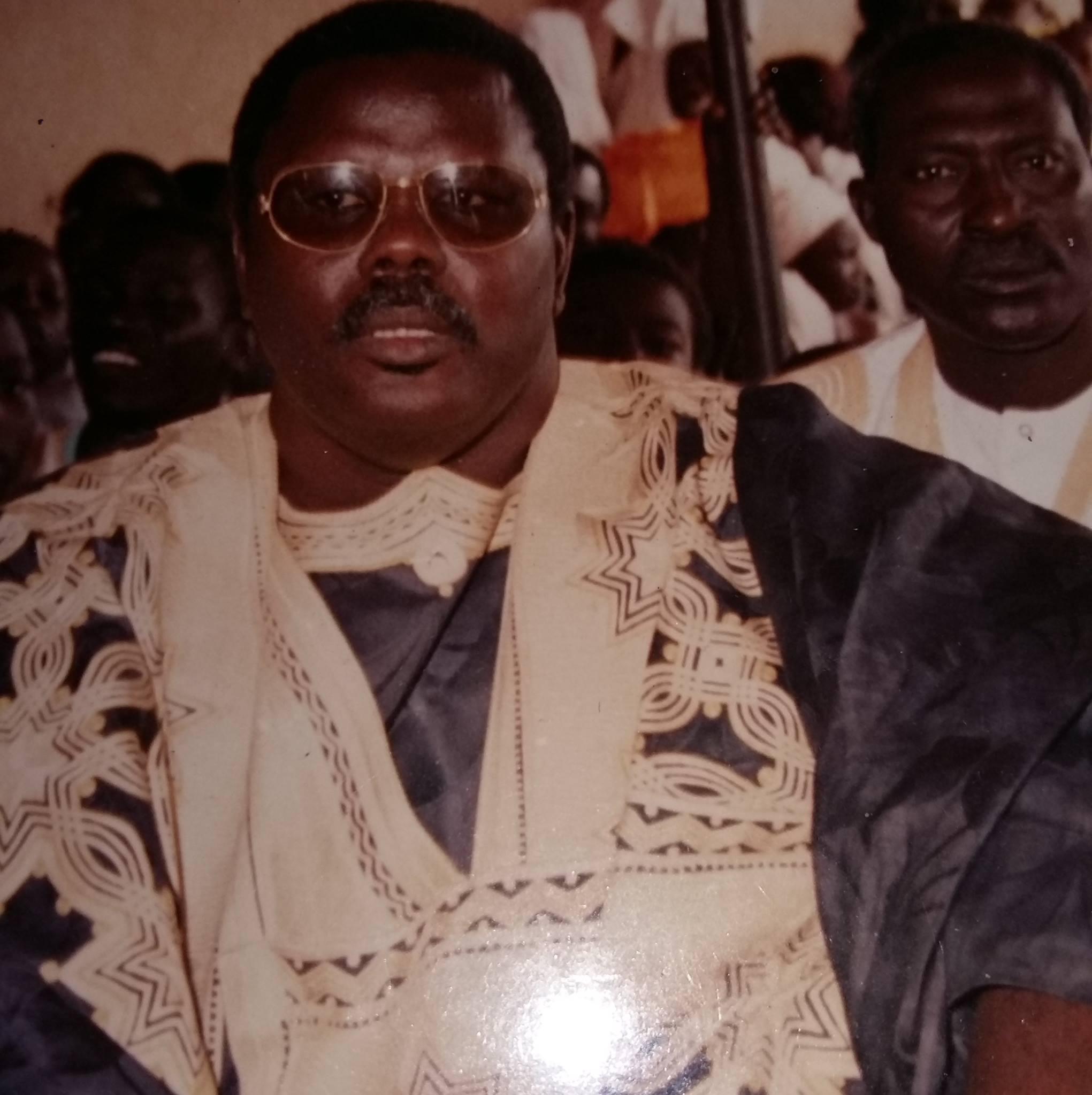 Nécrologie : Décès de « Assurance » Malick Diop, le « champion » vient de tomber.