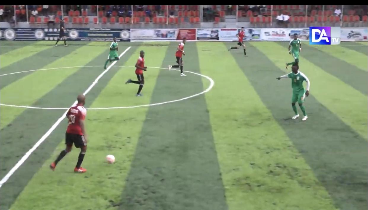 3ème journée / CAN Minifoot 2021: le Sénégal concède sa première défaite contre la Libye (1 - 4).