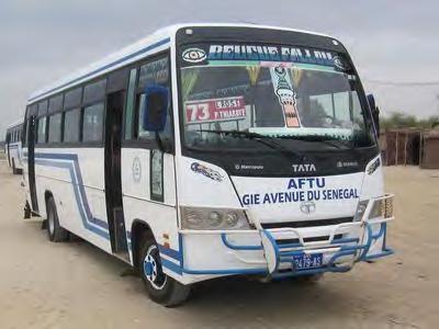 Transport urbain : AFTU en grève pour 48h, paralyse le système et plonge les usagers dans le désarroi.
