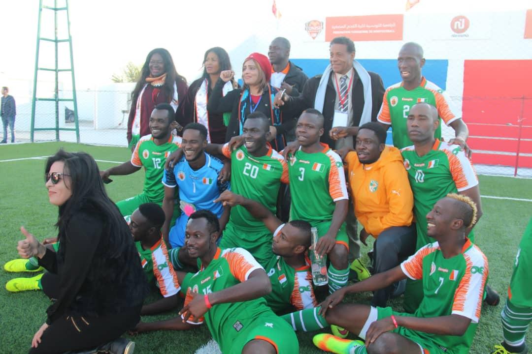 3ème journée CAN minifoot 2021: la Côte d'Ivoire dominée, le Burkina Faso étrillé.
