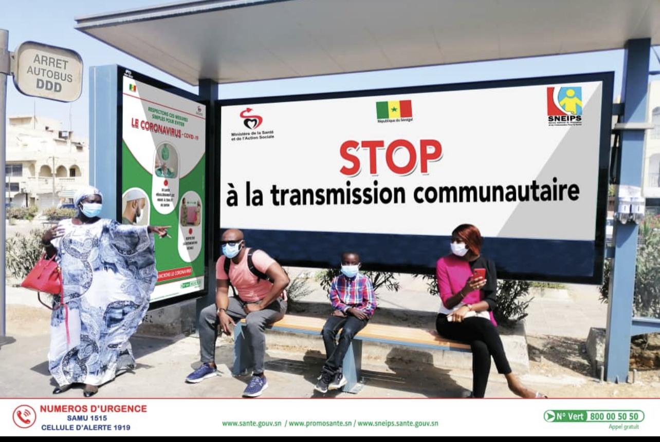 Le Sénégal se noie dans la troisième vague : entre l'impossible restauration de l'état d'urgence et l'absence de quantité suffisante de vaccins, que faire ?