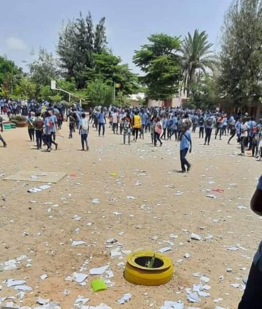 Violence en milieu scolaire : « L'autorité défiée, une crise sociétale profonde ».(Cheikh Mbow, Cosydep)