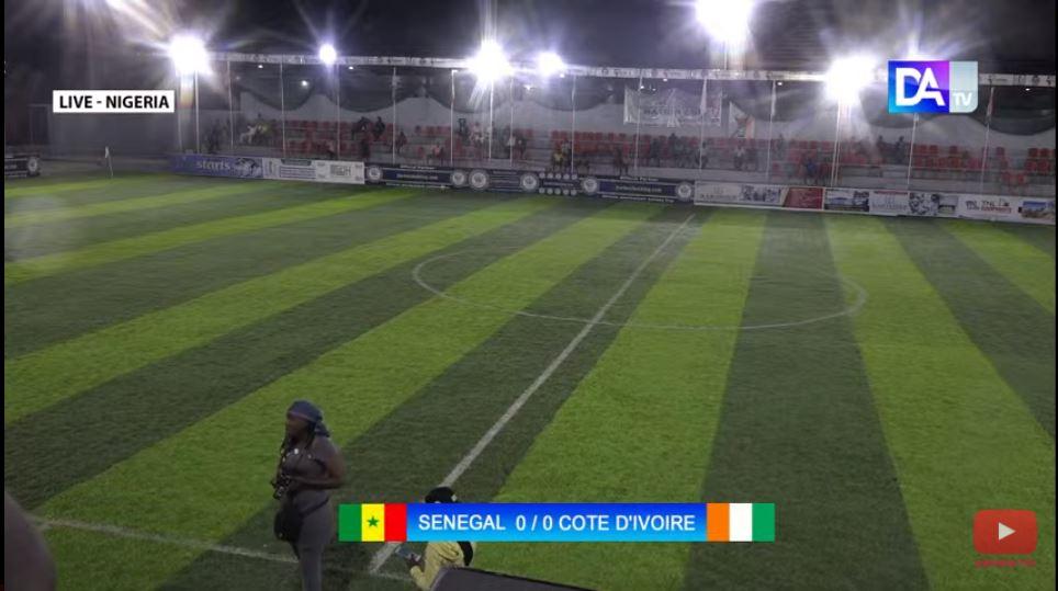 Quart de finale / CAN minifoot : Le Sénégal gagne par forfait contre la Côte d'Ivoire et se qualifie en 1/2 finale.