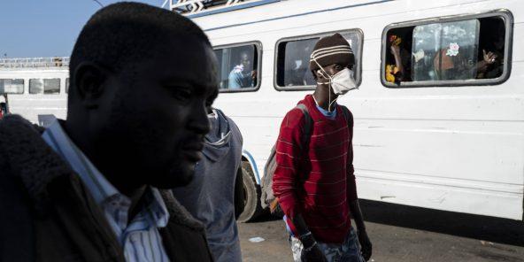 Tabaski / De nouvelles mesures prises dans les transports : le port du masque redevient obligatoire…