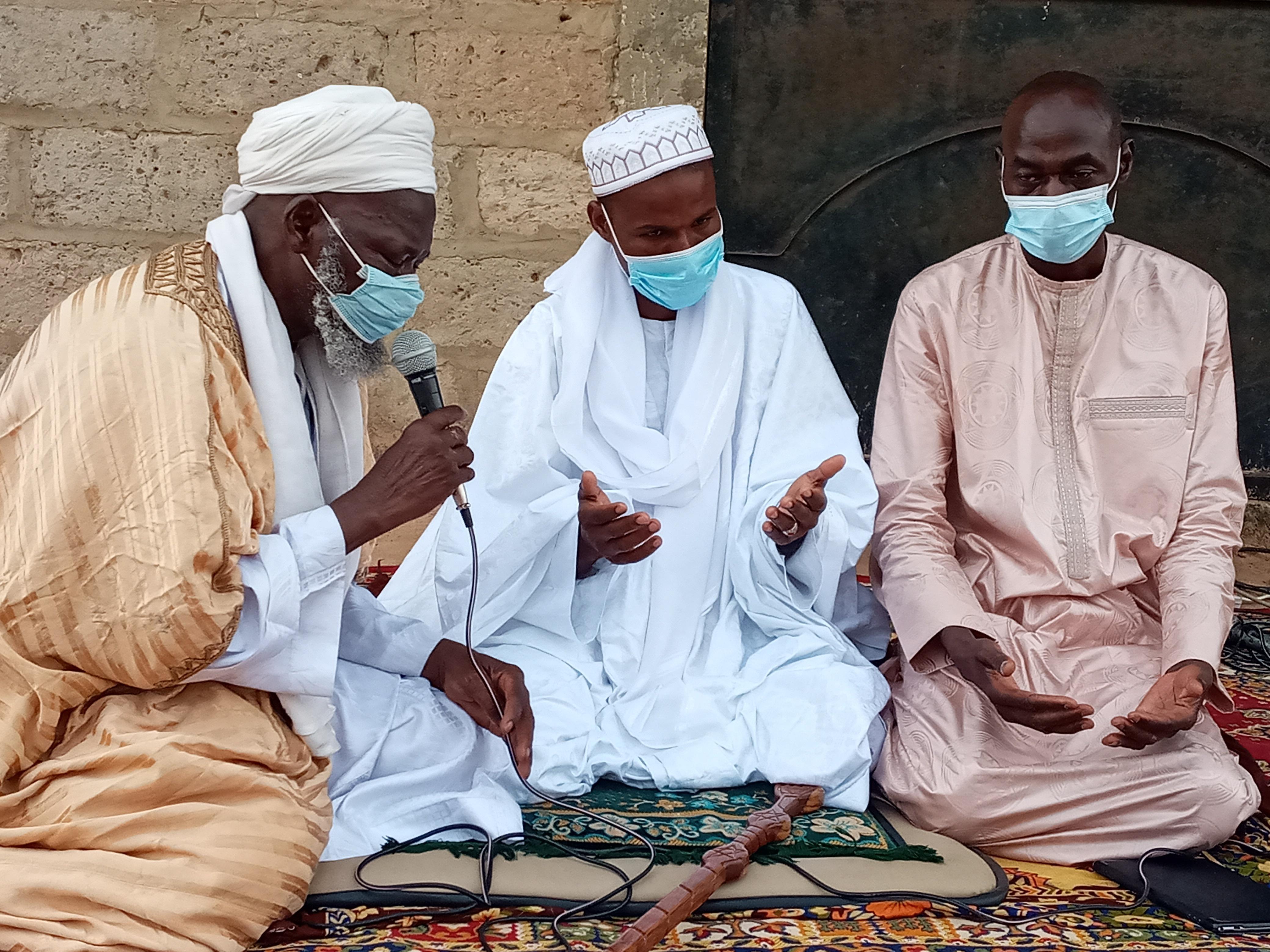 Lyndiane Jardin / Imam Thierno Samba Ba : «Que nos gouvernants sachent que le bas peuple est fatigué !»