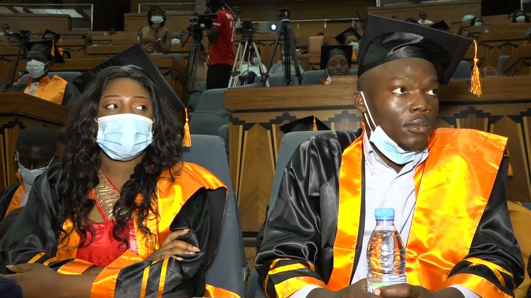 (Images) Institut Polytechnique Panafricain de Dakar (IPP) : cérémonie de remise de diplômes des 350 diplômés