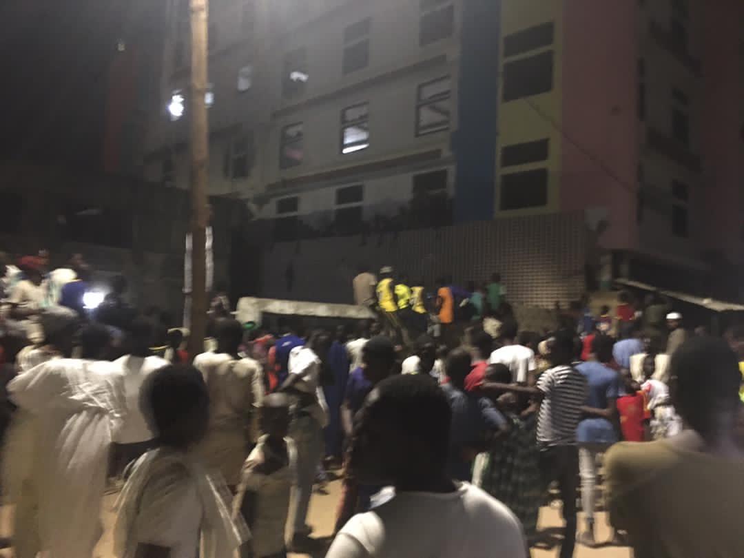 TOUBA - Des Ndongo-Daara sautent des étages d'un immeuble pour s'échapper. De quoi ont-ils peur ?....