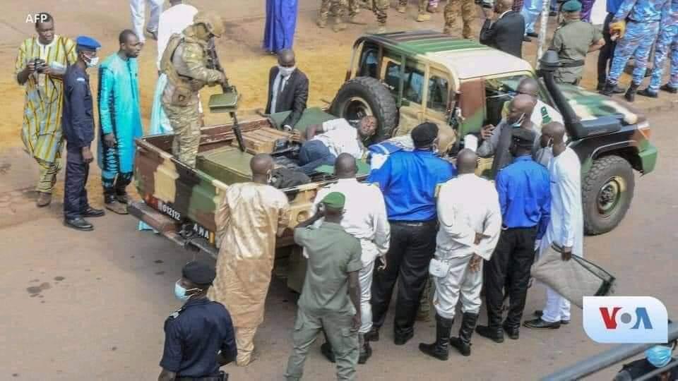 Mali : l'agresseur du Président de la Transition le Colonel Assimi GOITA, est décédé