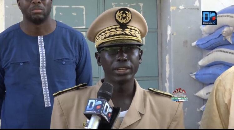 Mbour : «Mission redoutable, absolument pas... Nous serons à Dakar sans appréhension particulière avec l'esprit tranquille...» (Mor Talla Tine, nouveau préfet de Dakar)