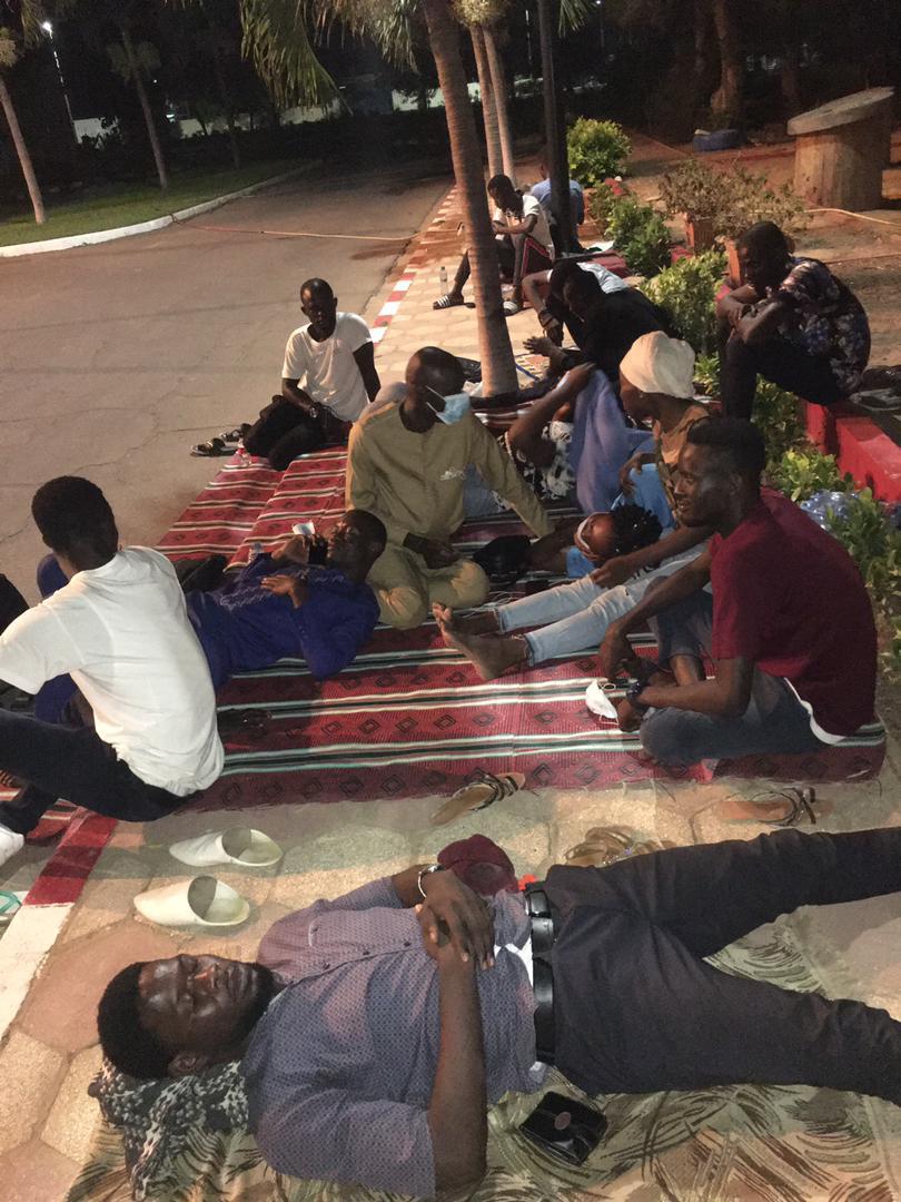 Sanction contre les étudiants de l'UCAD : les étudiants « privés d'examen » exigent la levée de la sanction et entament une grève de la faim