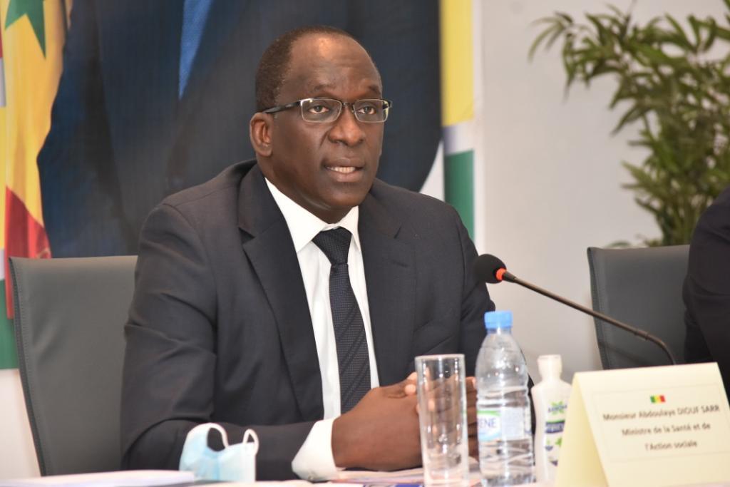 """3ème vague meurtrière : Le CRD pointe """"l'incompétence"""" du ministre Diouf Sarr et l'invite à rendre le tablier."""