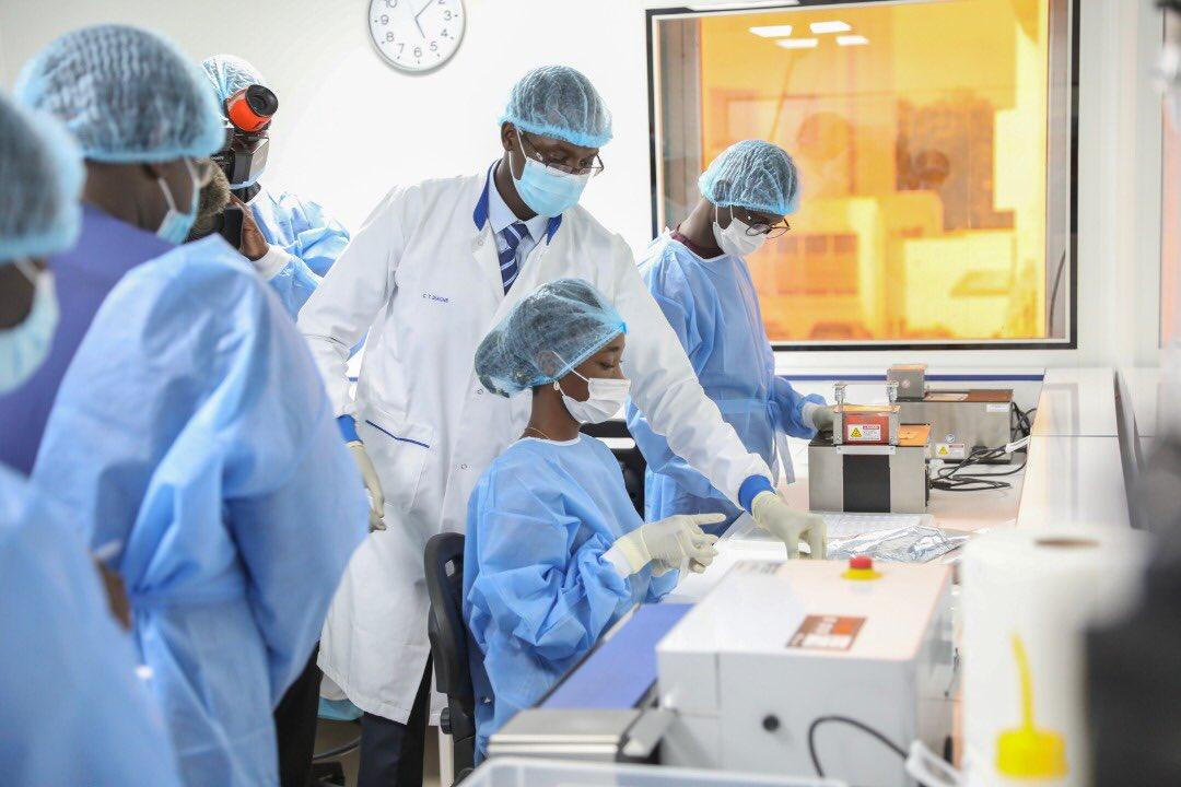 Covid-19 : les Tests de diagnostic rapide mis sur le marché, à compter de ce samedi 31 juillet 2021
