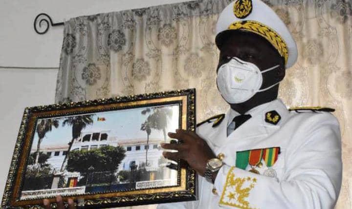 Saint-Louis : Alioune Badara Samb officiellement installé dans ses fonctions de gouverneur.