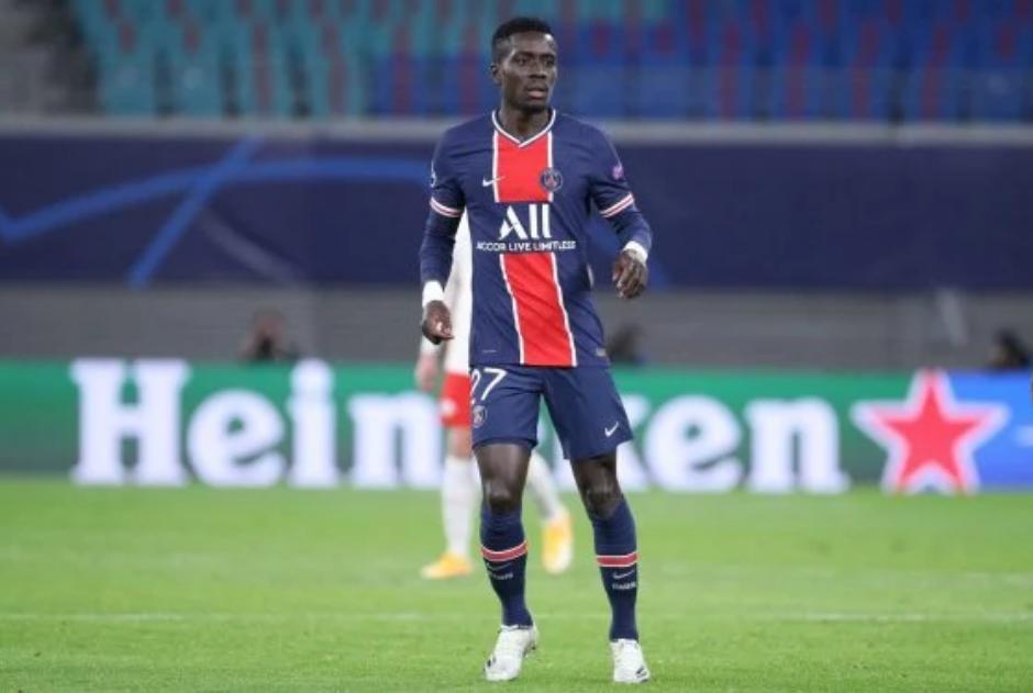 Trophée des Champions : Atteint de Covid-19, Idrissa Gana Guèye forfait contre Lille.