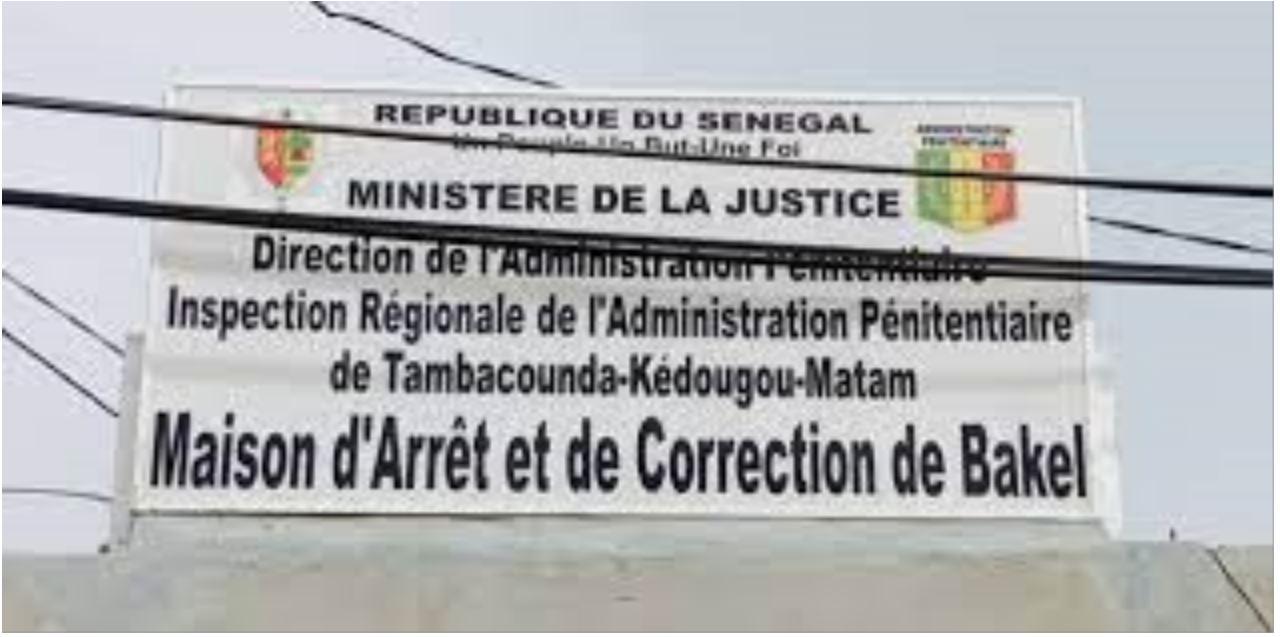 Mort du détenu Daouda Coulibaly à la MAC de Bakel : les organisations de défense de droits de l'homme exigent la lumière sur les circonstances du décès