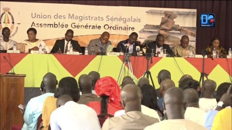 Justice : l'Assemblée générale de l'UMS en mode visioconférence, samedi prochain