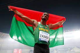 Tokyo 2021 : Hugues-Fabrice Zango décroche la 1ère médaille de l'histoire du Burkina Faso
