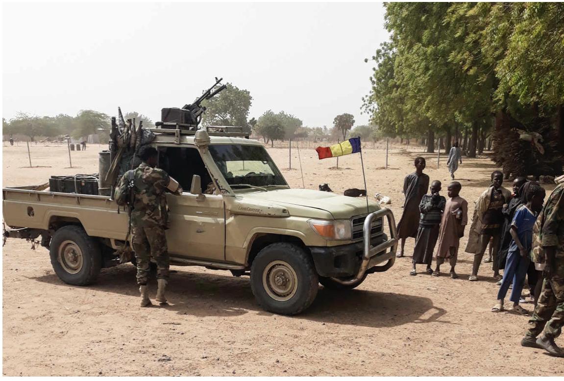 Tchad : 24 militaires tués par des djihadistes.