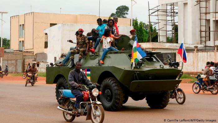 Centrafrique : Des poursuites de « crimes de guerre » pourraient peser sur les forces gouvernementales, leurs alliés russes et les rebelles (Rapport ONU)