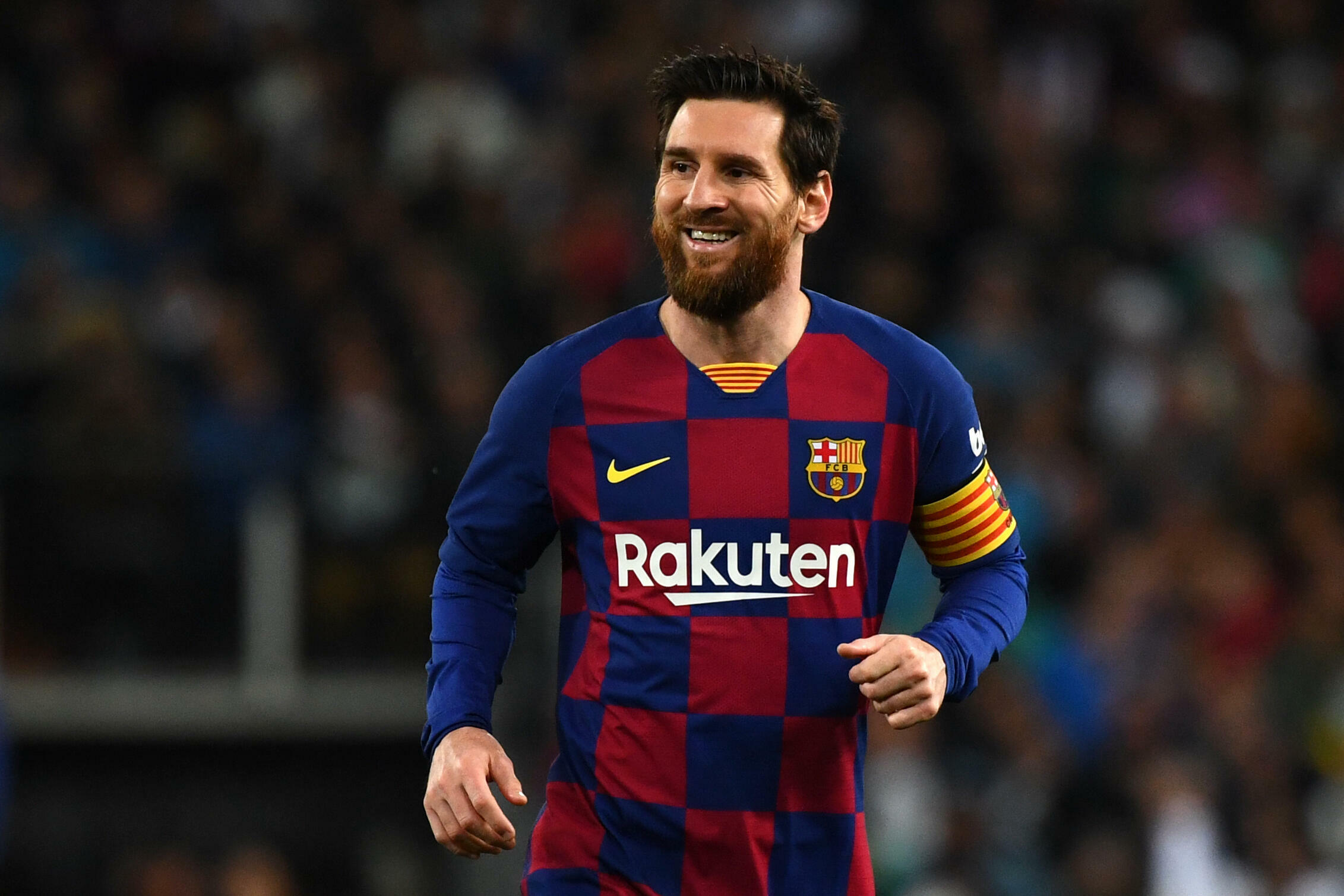 Barça : Messi ne prolonge pas (officiel)