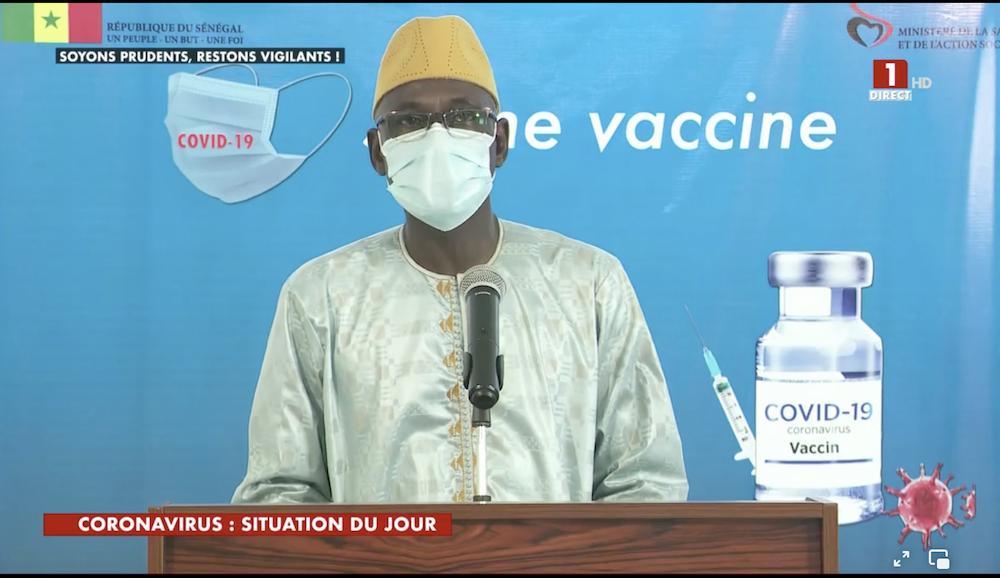 Vaccination contre la Covid-19 : Le Dr Mamadou Ndiaye revient sur les effets cette méthode préventive et les cibles vaccinales.