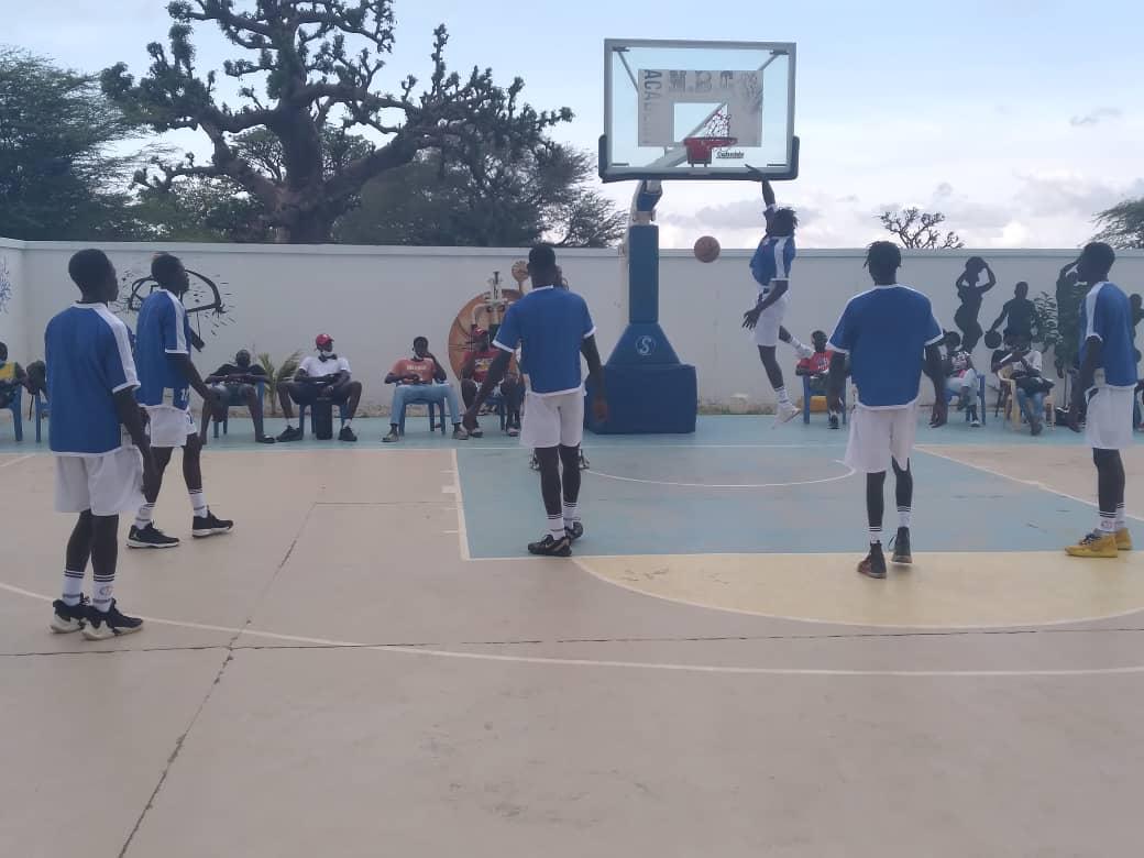 """Basket / National 2 masculin (Thiès) : Nianing BC à quelques """"Paniers"""" d'une montée en Division 1..."""