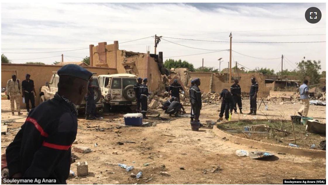 Terrorisme : 63 victimes dans plusieurs attaques au Mali et au Burkina