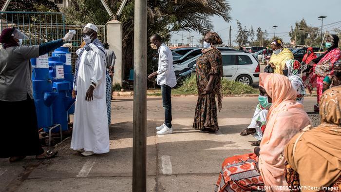 Sévérité Covid au Sénégal: Le taux de maîtrise amélioré mais les décès ont augmenté (115 entre le 02 et 08 août 2021)