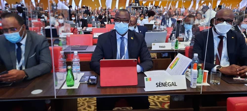 27ème Congrès de l'Union Postale Universelle : Le Sénégal représenté par une forte délégation.