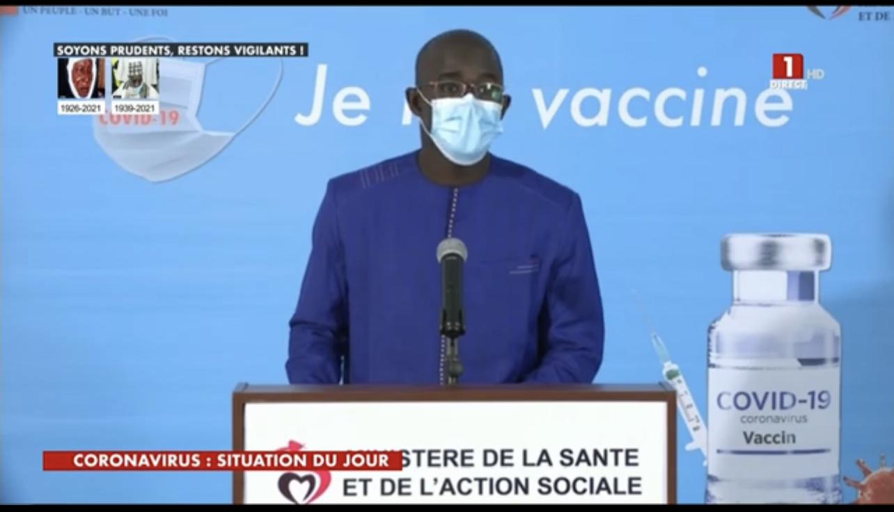 """Santé / troisiéme vague Covid : «19 cas de femmes enceintes et 2 femmes allaitantes notés...quatre mortes"""" Dr Diouf"""