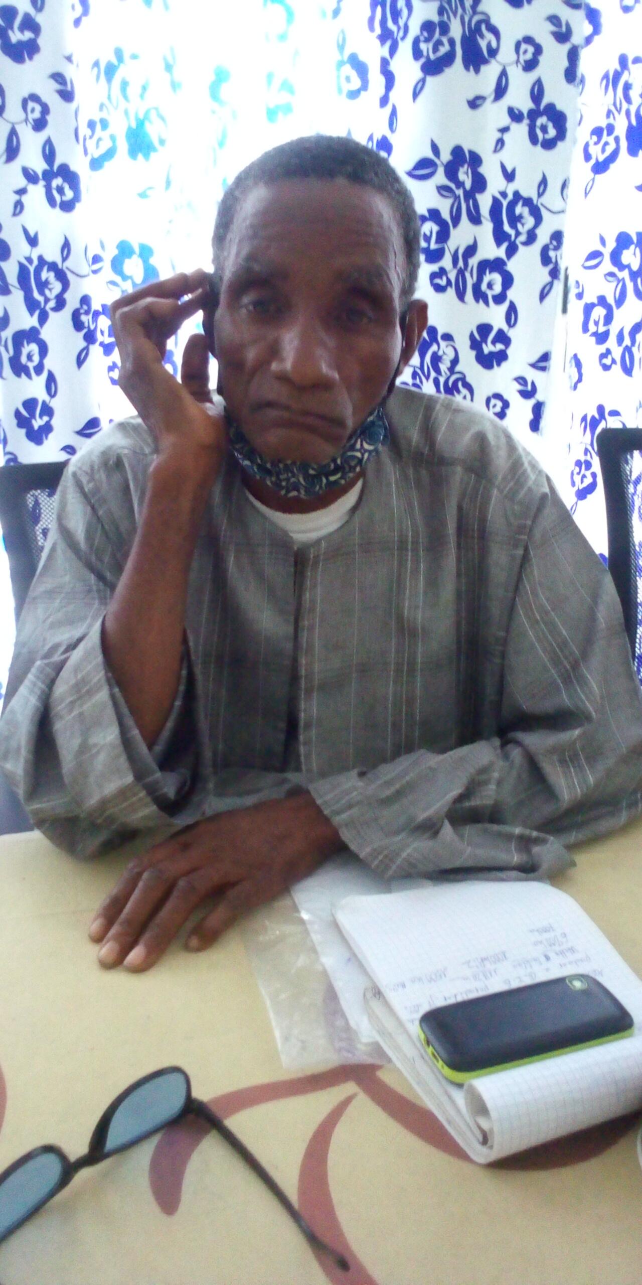 """Babou Dramé coordonnateur d'appui au développement agricole et à l'entrepreneuriat rural (PADAER II) à Kolda : « nous avons doté chaque bénéficiaire d'une carte à code QR qui permet de suivre de manière…sachant que dans le passé il y a..."""""""