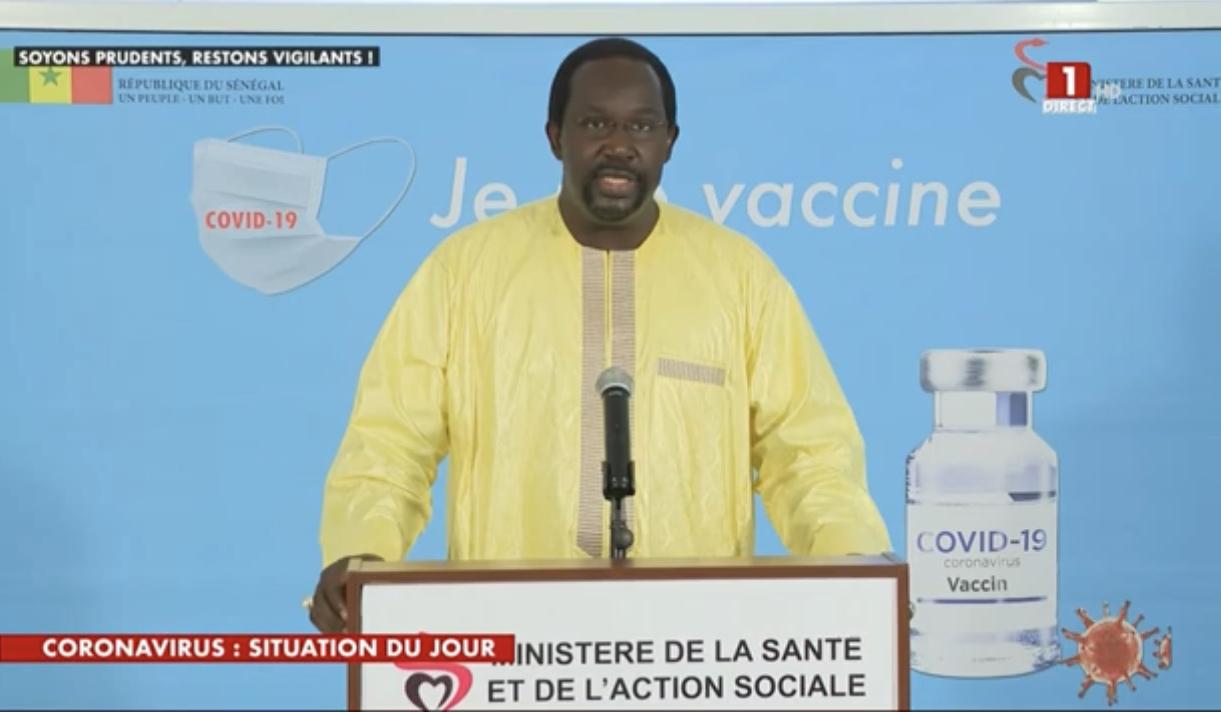Covid-19 et diabète : « La vaccination est le principal facteur de protection pour les diabétiques. C'est l'un des principaux moyens pour éviter de faire une forme grave » (Pr Abdoulaye Lèye)