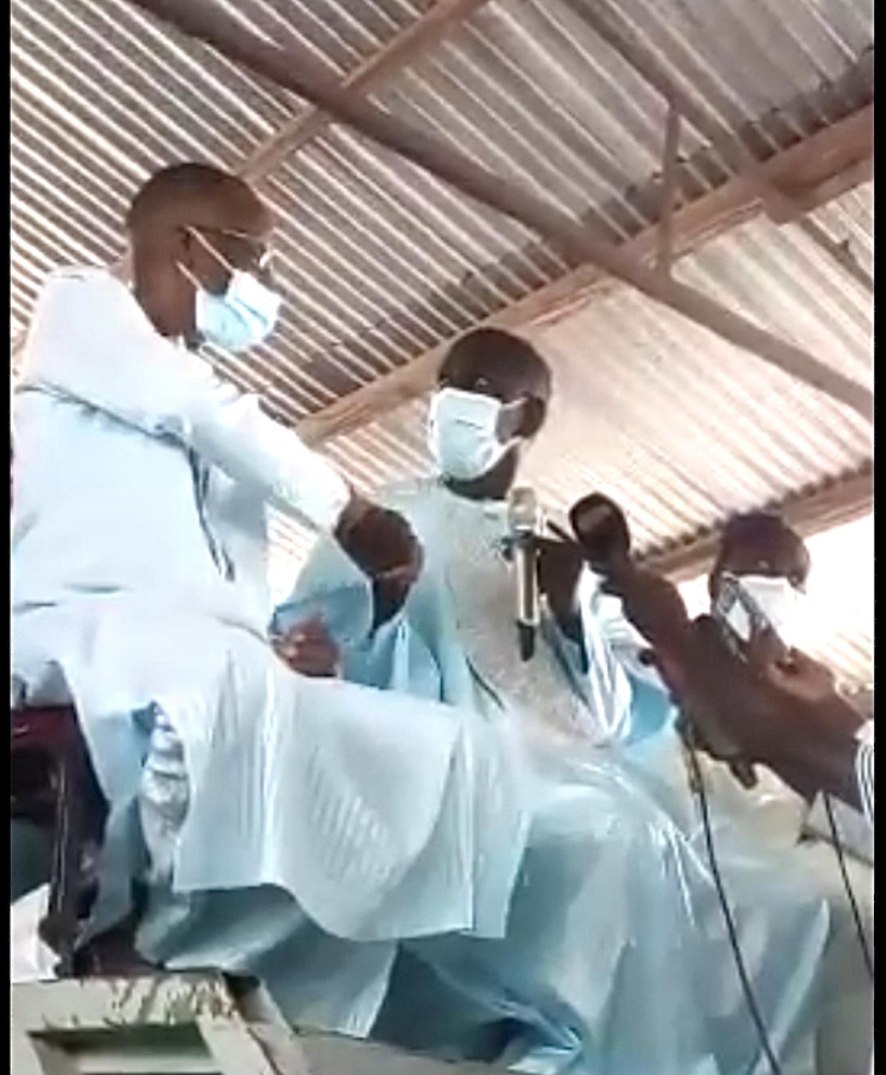 Kaffrine : Abdoulaye Vilane et Abdoulaye Seydou Sow se donnent la main et enterrent la hache de guerre.