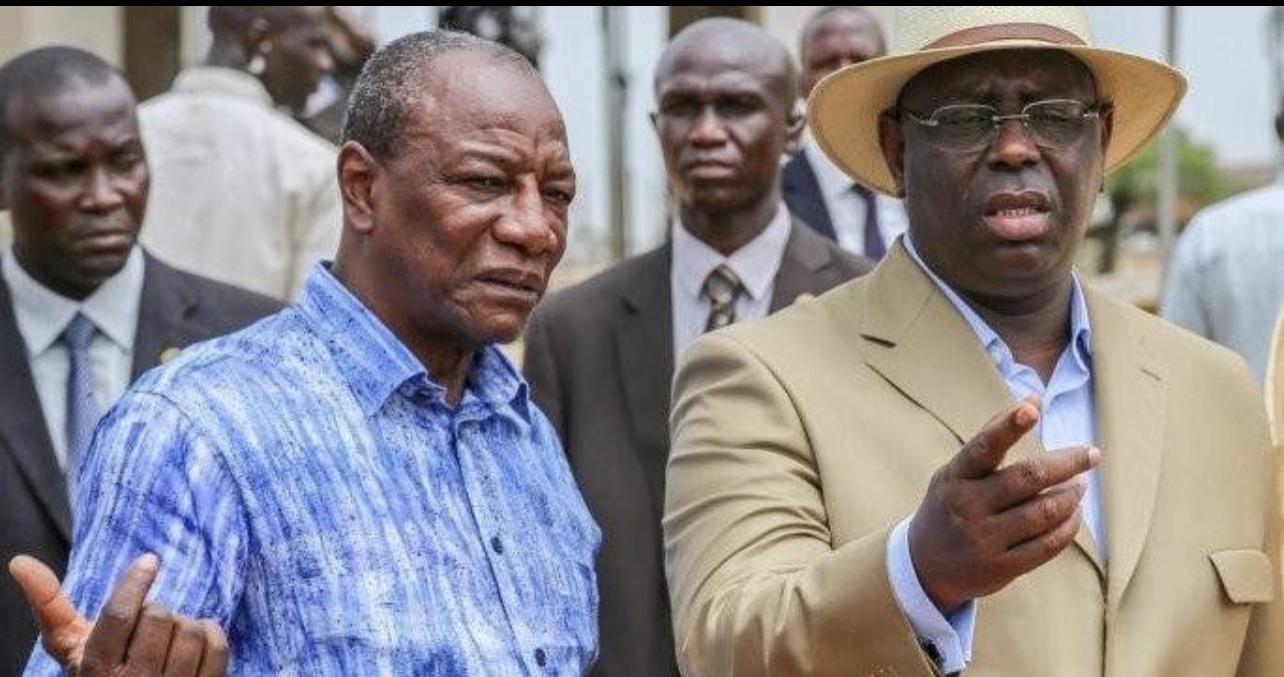 Lenteur accusée dans la réouverture des frontières avec la Guinée : Dakar tente de rassurer Conakry.