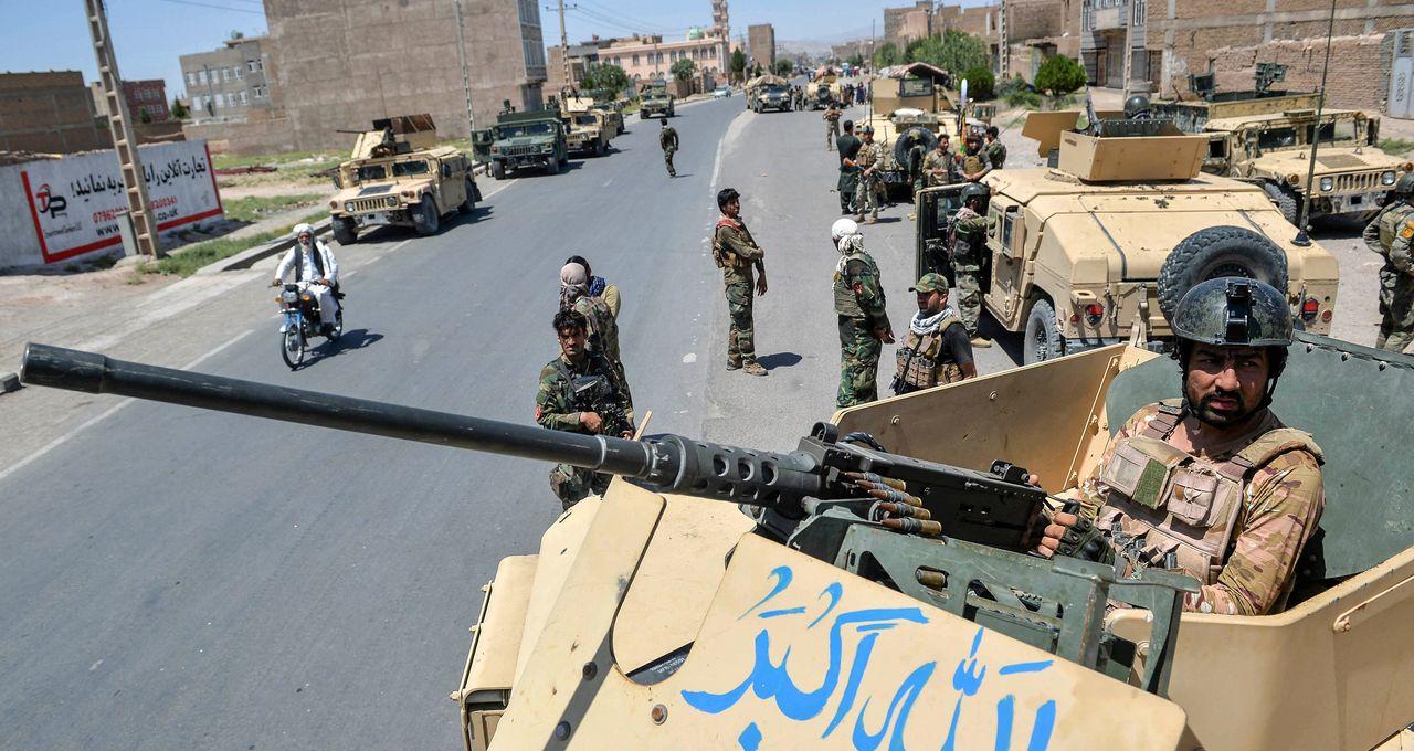 Afghanistan : imminent retour au pouvoir des taliban…