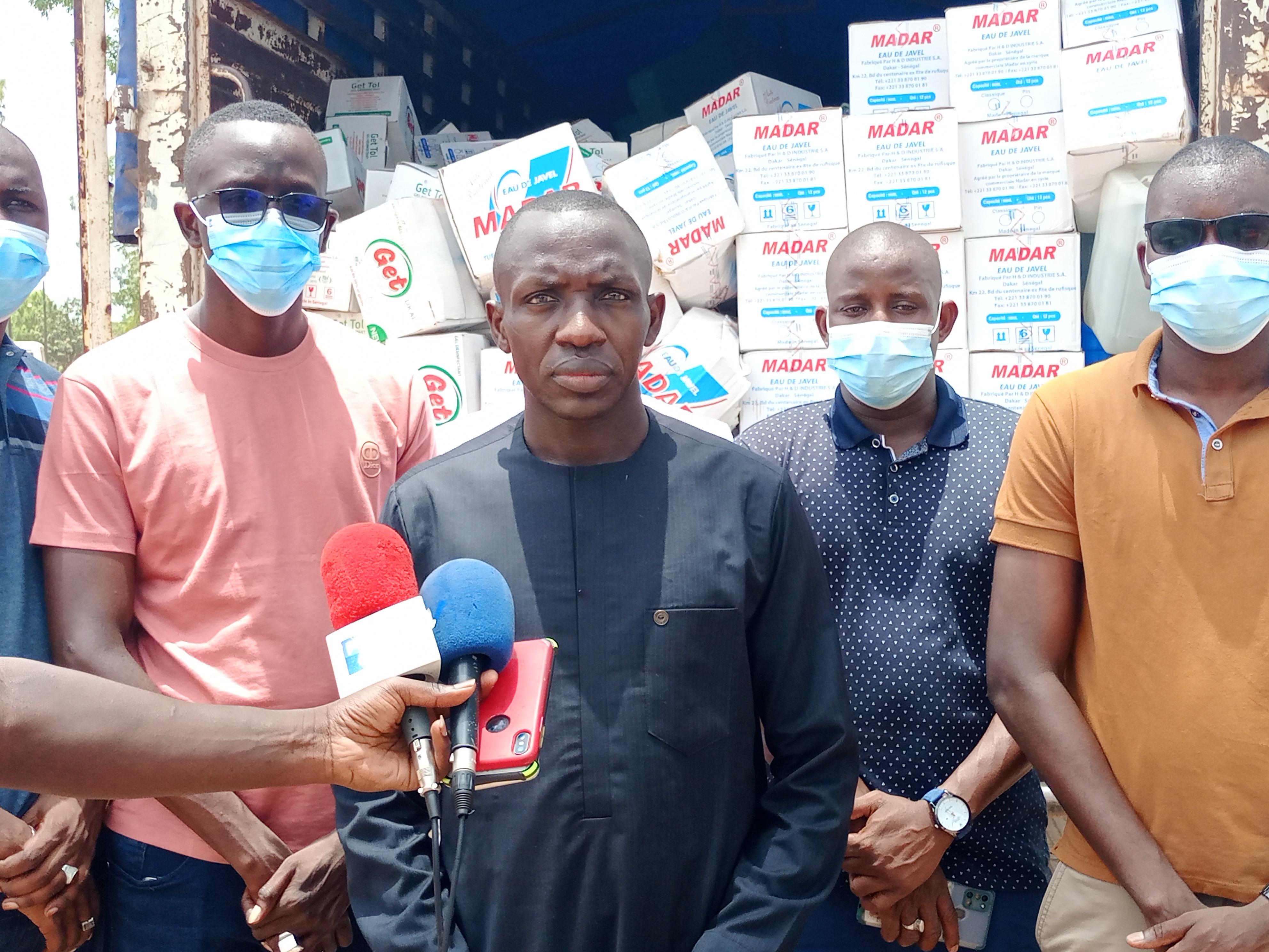 Mbour : Quand le régisseur de la prison rejette un don du maire de Malicounda au profit des détenus.