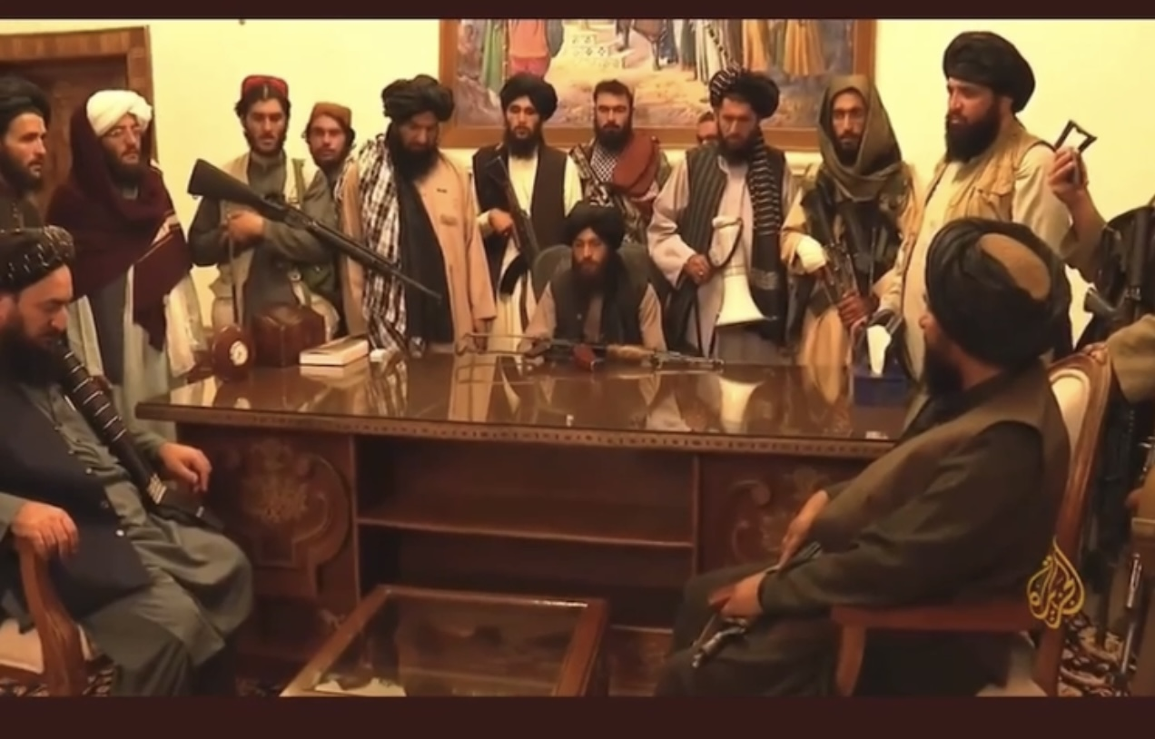 Afghanistan : à la découverte des nouveaux maîtres de Kaboul.