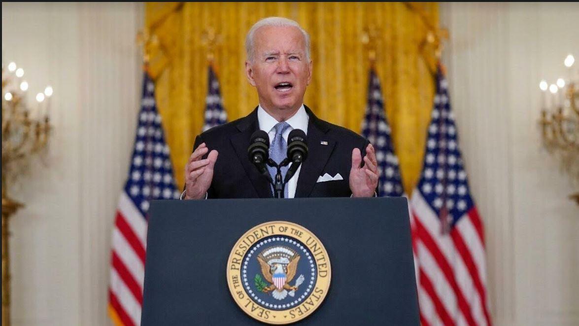 Retour des Taliban à Kaboul : Joe Biden défend sa décision de retrait et accuse les forces Afghanes : « Nous ne pouvons pas nous battre et mourir dans cette guerre, si ceux que nous défendons refusent eux-mêmes de le faire »