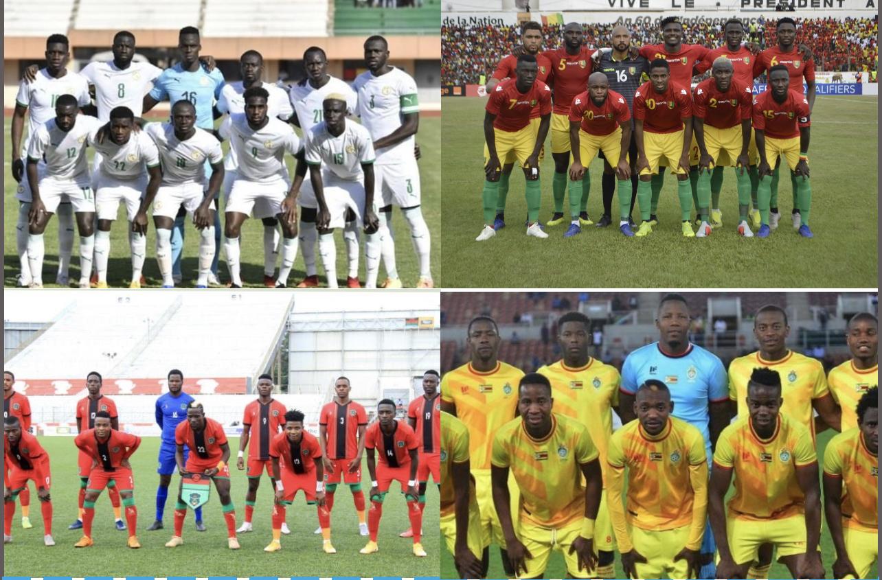 CAN 2022 : Que retenir des prochains adversaires des Lions ?