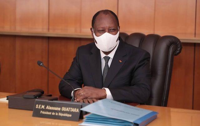 Covid-19 : Le président ivoirien Alassane Ouattara testé négatif deux semaines après son confinement.
