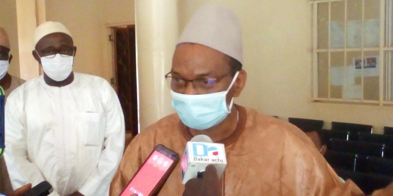 Locales 2022 à Kolda / Moussa Baldé (MAER)  : « J'ai demandé aux maires, à tous les responsables de la coalition Bby de rester mobilisés et de décrocher le maximum d'inscrits favorable à la mouvance présidentielle… »