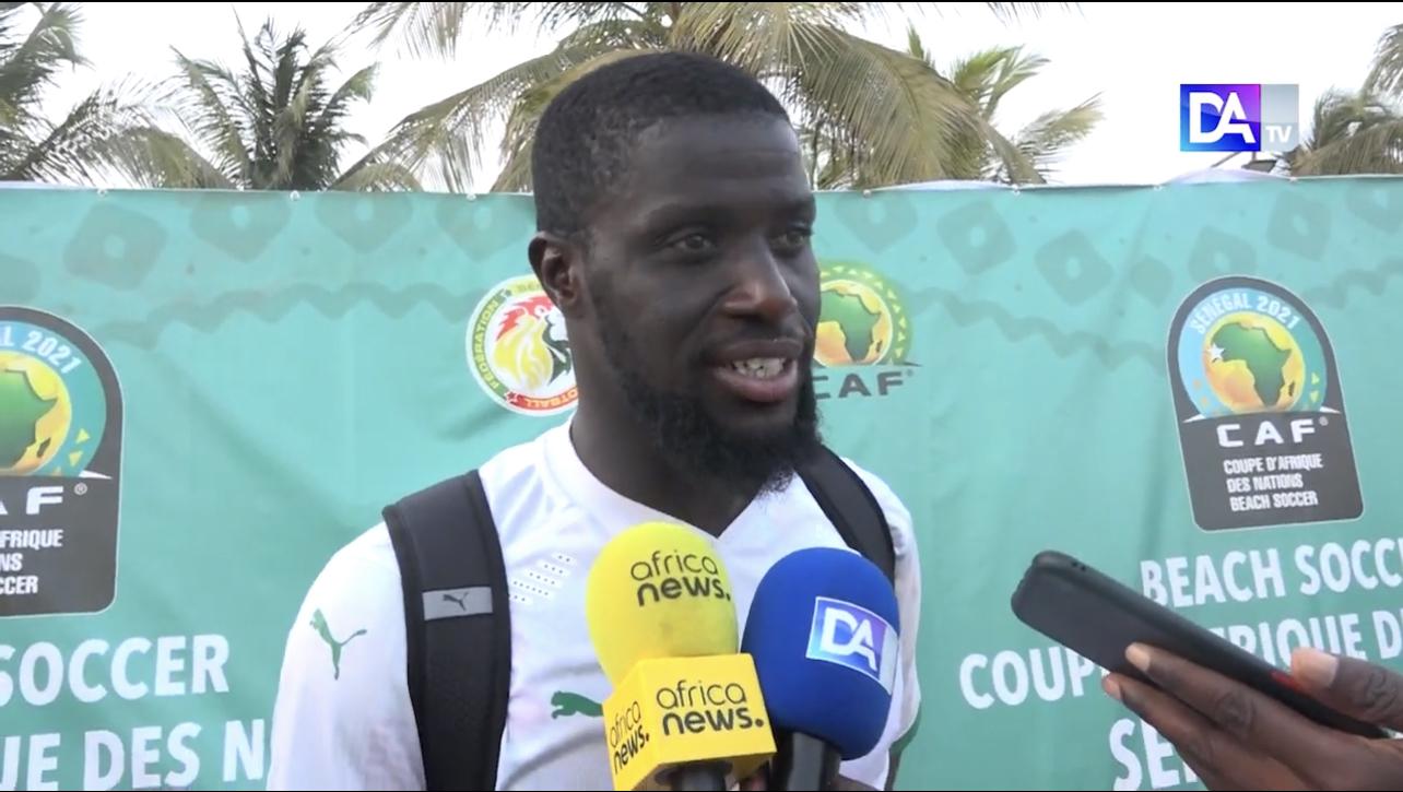 Nécrologie : L'attaquant de l'équipe nationale de Beach Soccer, Raoul Mendy, endeuillé...