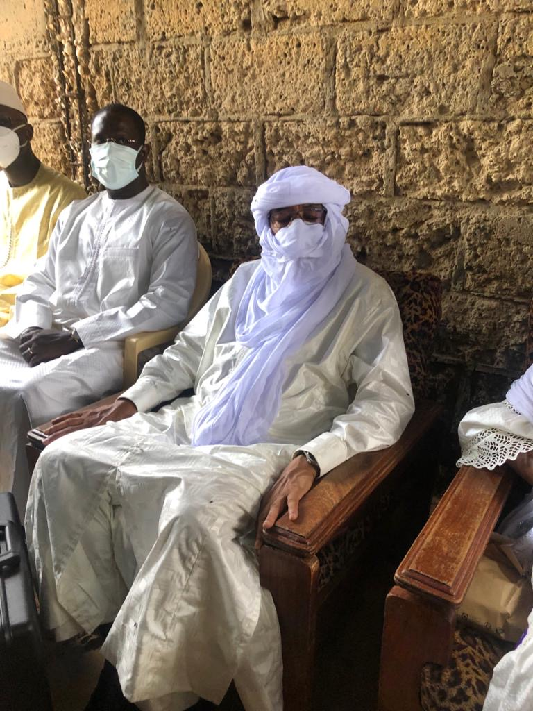 Kaolack / Visite des ministres maliens et sénégalais : «Le Sénégal et le Mali, un seul peuple dans deux États» (ministres).