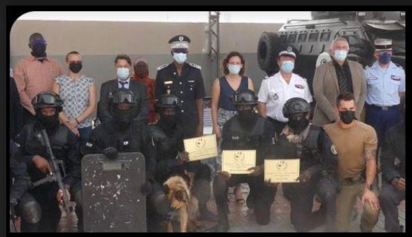 Lutte contre le braconnage et le crime organisé : L'Ong Eagle Sénégal appuyée par l'ambassade de France dans la formation de Chiens de détection.